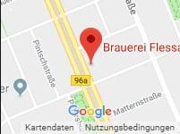 Standort Brauerei Flessa: Petersburger Str. 39, 10249 Berlin-Friedrichshain